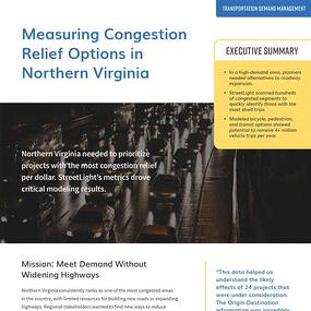 Measuring-Congestion-NOVA-Case-Study