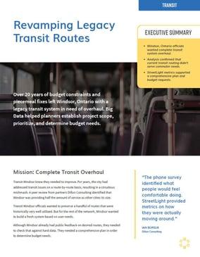 Windsor Ont Transit
